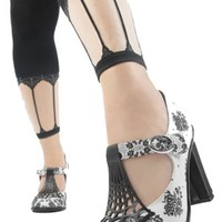 Spiderweb Double Topping Heels Hot Chocolate