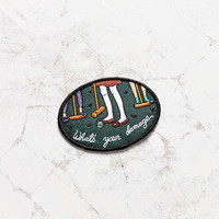 Rosehound Apparel Heathers Patch - Urban Outfitters