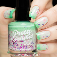 Pretty & Polished May Flowers Nail Polish