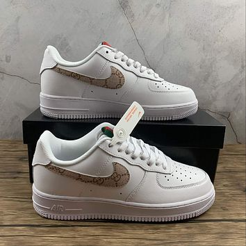 Morechoice Tuhz Nike Air Force 1 07 Lx Low Sneakers GG Casual Skaet Shoes Ar7720-101