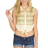 Born Free Top - WHAT'S NEW - SHOP