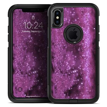 Glowing Hot Pink V2 Orbs of Light - Skin Kit for the iPhone OtterBox Cases