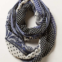 Anthropologie - Sancerre Dotted Infinity Scarf