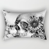 Reflection Rectangular Pillow by Kristy Patterson Design