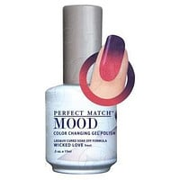 Lechat Perfect Match Mood Gel - Wicked Love 0.5 oz - #MPMG39