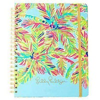 17 Month Jumbo 2017 Agenda in Island Time by Lilly Pulitzer