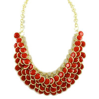 Pree Brulee - A Spanish Dance Necklace