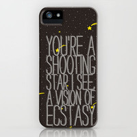 vision of ecstasy iPhone Case by Sara Eshak | Society6