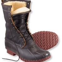 Women's Bean Boots by L.L.Bean, 10