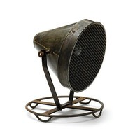 Photographer's Lamp Industrial Chic Wedding and Event Lighting