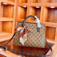 Louis Vuitton LV new fashion large-capacity all-match single shoulder bag