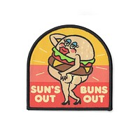 Sun's Out, Buns Out Patch