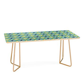 Heather Dutton Astral Slingshot Coffee Table