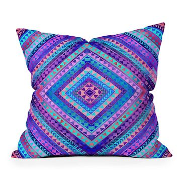 Jacqueline Maldonado Rhythm 1 Throw Pillow
