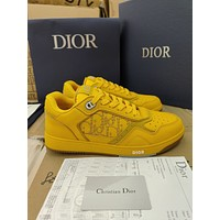 Dior Men's And Women's 2021 NEW ARRIVALS B27 Low Top Sneakers Shoes