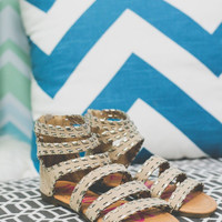 Small But Fierce Sandal