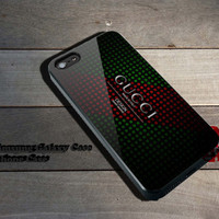 Gucci Design smart graphic iPhone 5/5S/5C/4/4S, Samsung Galaxy S3/S4, iPod Touch 4/5, htc One X/x+/S Case