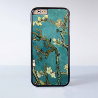 """Flower Painting  plastic phone case for iPhone 6 (4.7"""")  More case style can be selected"""