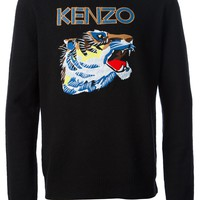 Kenzo Tiger Face Sweater - Johann The Concept Store - Farfetch.com