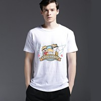 Creative Tee Men's Fashion Fashion Short Sleeve Casual Summer Cotton T-shirts = 6451116355