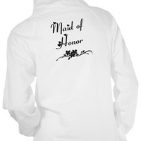 Maid of Honor Hooded Pullovers