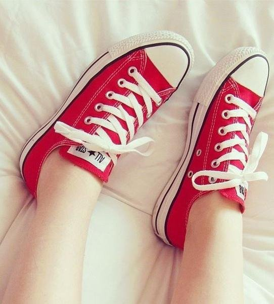 """Image of """"Converse"""" Fashion Canvas Flats Sneakers Sport Shoes"""