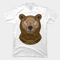 Bear T Shirt By Myartlovepassion Design By Humans