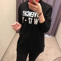 DCCKI2G Givenchy Women Fashion Top Sweater Pullover