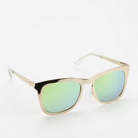Urban Outfitters - Something Else By Natalie Wood Heavy Metal Sunglasses