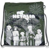 Hetalia World Series Group String Bag Back Pack