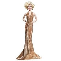Barbie 50th Anniversary Pink Label Collection- Barbie As Marilyn Monroe Blonde Ambition