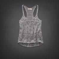White Point Sweater Tank