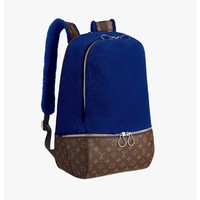Louis Vuitton Fleece Pack Backpack Marc Newson Never Carried Pristine