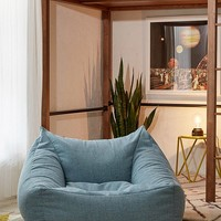 Cooper Speckled Lounge Chair | Urban Outfitters