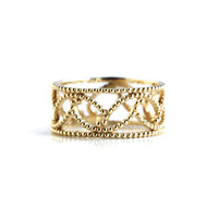 Lace Deco Band - Grace Lee Designs