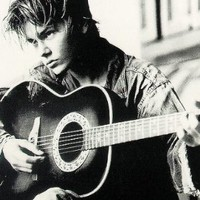 River Phoenix - New Personality Poster (River Playing Guitar) (Size: 27'' x 40'')