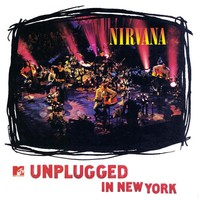 Nirvana ‎– MTV Unplugged In New York LP
