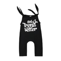 Little Trendsetter Romper