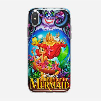 Ariel Tattoo Doodle iPhone XS Case