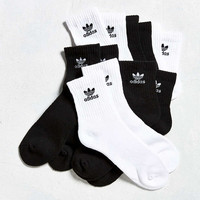 adidas Cushioned Quarter Sock 6-Pack - Urban Outfitters
