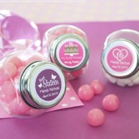 96PC EB2043 Sweet 15/16 Candy Jars Wedding Baby Shower Favors & Accessories