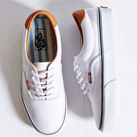 Vans Era 59 Washed Canvas + Leather Sneaker
