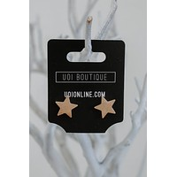 Starlight Earrings - Gold