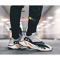 Bunchsun ADIDAS YEEZY 700 Tide brand wild men and women casual sports running shoes 1#