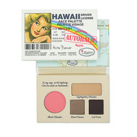 Hot Brand The Balm Makeup Matte Eye Shadow Palette 2 Styles HAWAII And CALIFORNIA Naked Eyeshadow AUTOBALM Thebalm Cosmetics
