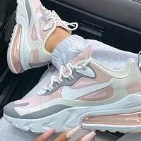 Nike Air Max 270 Women Men Fashion Casual Sneakers Sport Shoes
