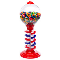 Light and Sound Spiral Gumball Bank with Gumballs