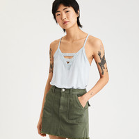 AE Soft & Sexy Strappy Neck Tank Top, Mint