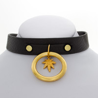 The Mary Jane After Dark Choker