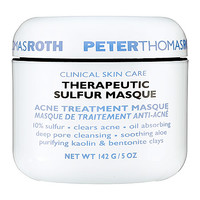 Therapeutic Sulfur Masque Acne Treatment Masque - Peter Thomas Roth | Sephora